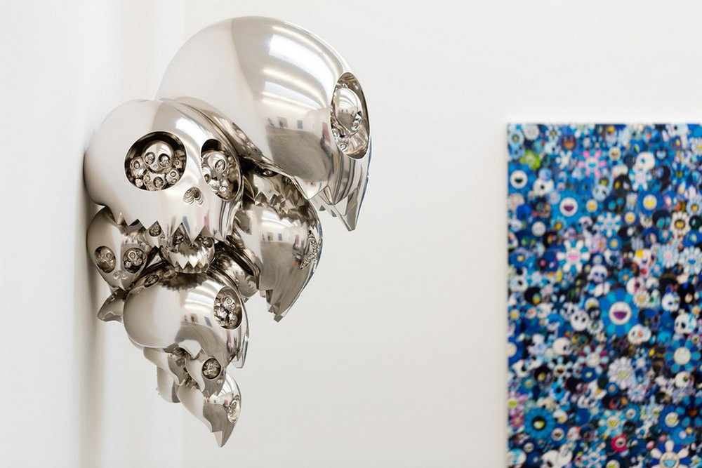 """Fate"" Sculpture by Takashi Murakami"