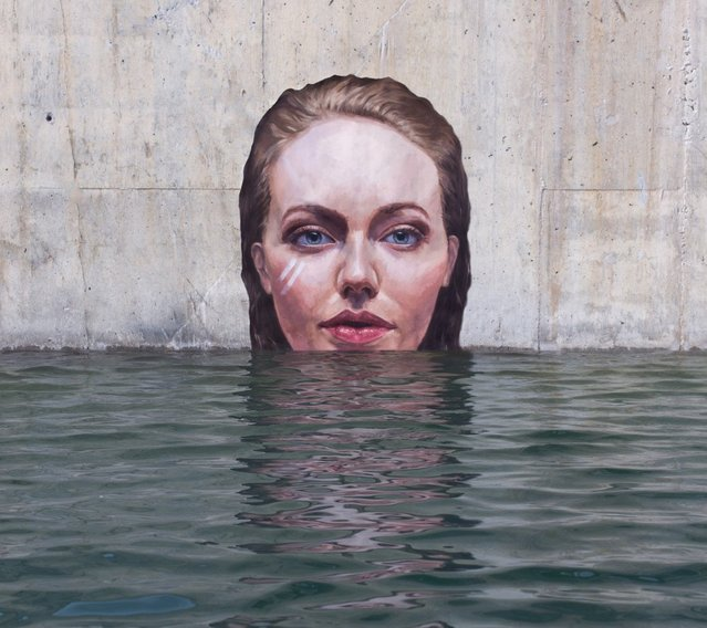 Hyperrealistic Portraits By Sean Yoro aka Hula