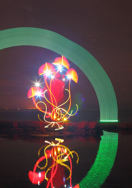 Michael Bosanko By Light Artist