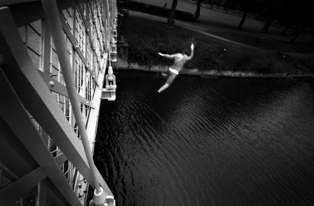 """""""Jumper"""". (Photo by Adam Constantine)"""