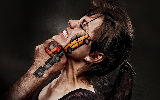 Stop the Violence, Don't Speed Ad Campaign