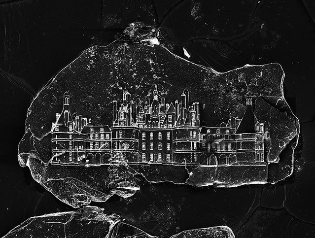 Castles Etched on Grains of Sand