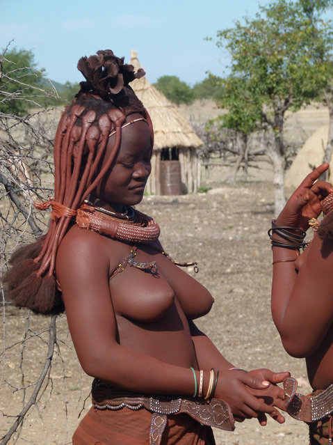 Himba Beauty Girl. Photo by Antje Diehm