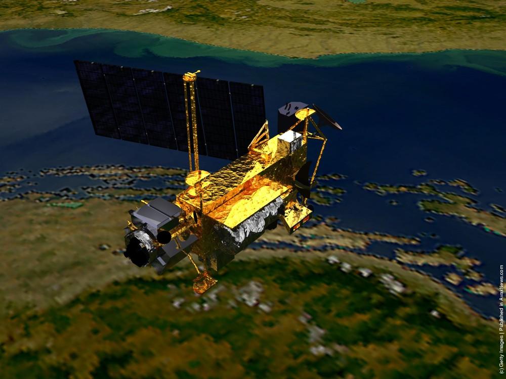 Satellite Set To Plummet To Earth