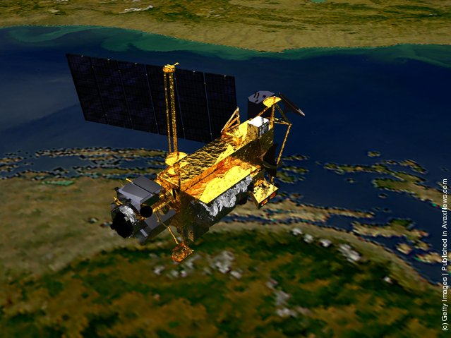 Upper Atmosphere Research Satellite (UARS)