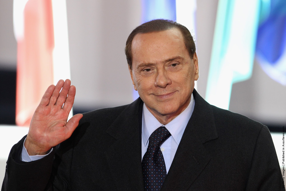 Silvio Berlusconi has quit after a 17-year political era!