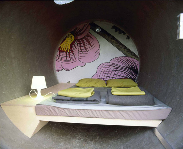 Sleepaway In A Sewer Pipe At Dasparkhotels in Austria And Germany