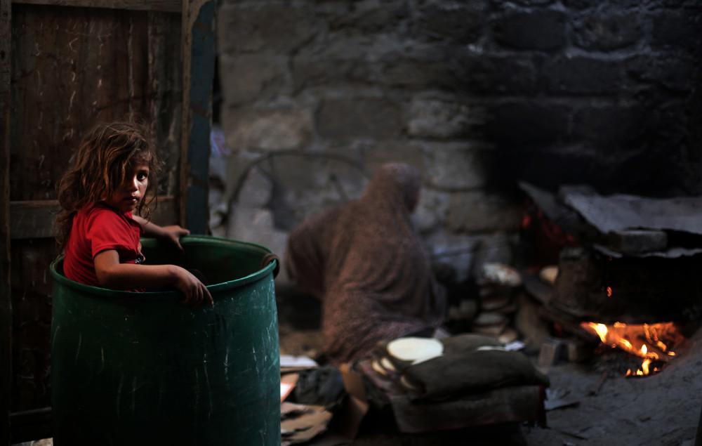 Gaza Slum