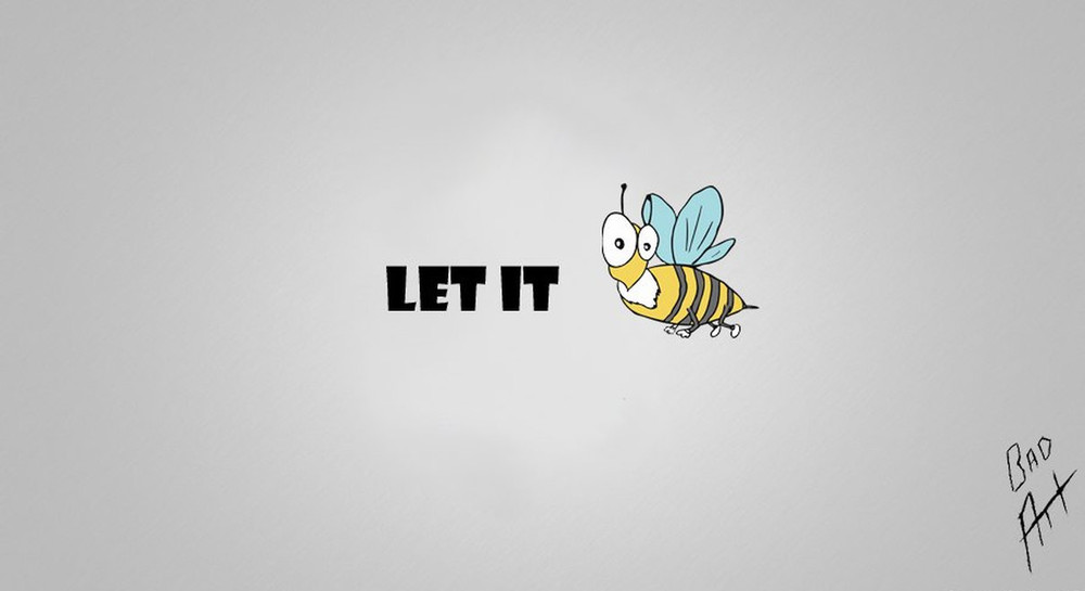 Bee by Bad Art