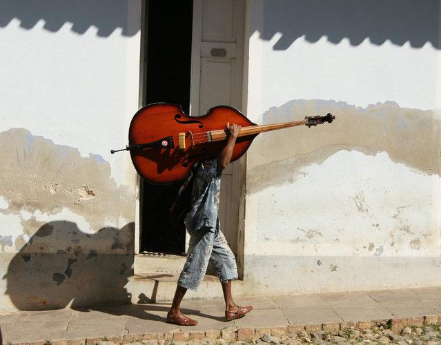 A musician in Cuba. Festivals shortlist. (Photo by SEGUY/@seguyger)