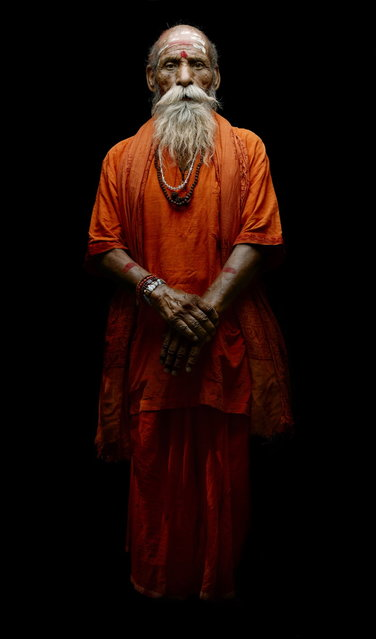 Sadhu Project by Photographer Denis Rouvre