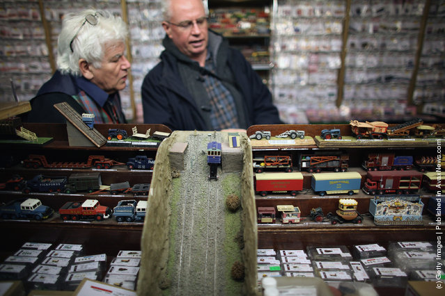 Enthusiasts gather for the Model Rail Scotland exhibition