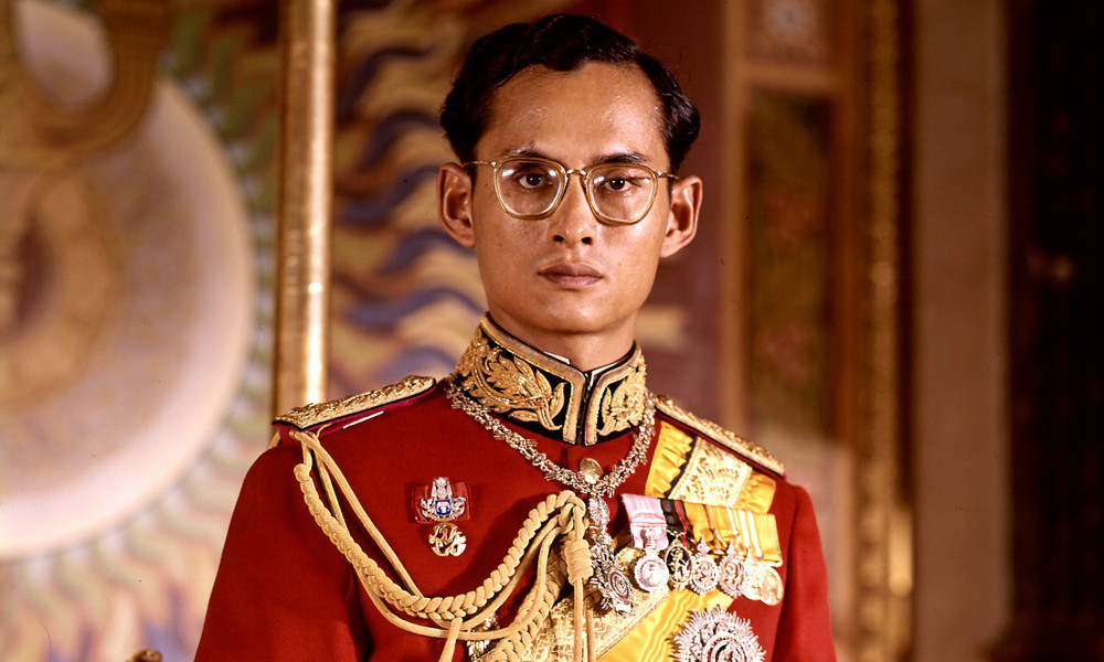 Thailand's King Bhumibol Adulyadej Remembered in Pictures