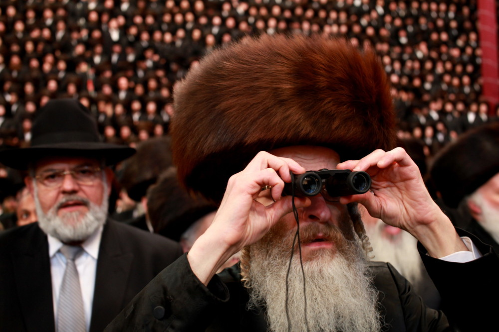 Reality of a Grand Hasidic Wedding
