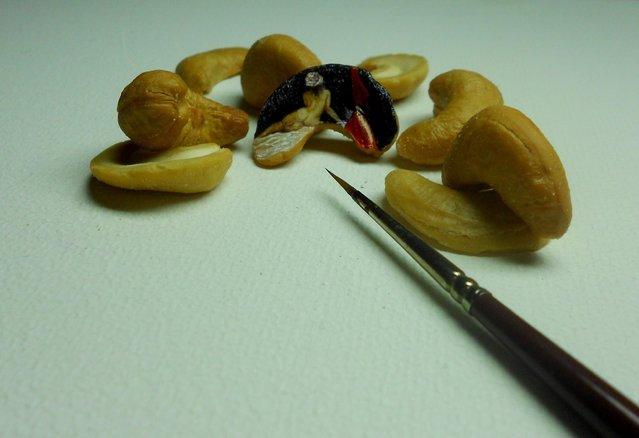 Miniature Paintings By Hasan Kale