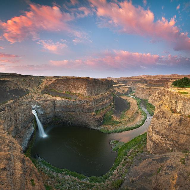 Palouse Falls. (Jesse Estes)